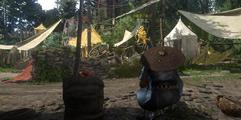 《天国:拯救》库曼营地在哪?库曼人兵营刷装备致富方法图文教学