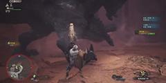 《怪物猎人世界》黑角龙长枪打法视频教学 黑角龙用长枪怎么打?