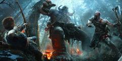 《战神4》抢先体验试玩心得 画面及玩法简单评价