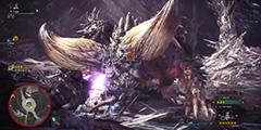 《怪物猎人世界》重弩龙击弹流实战视频分享