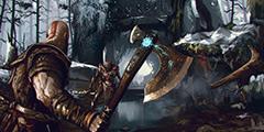 《战神4》最新游戏实机演示