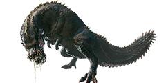《怪物猎人世界》恐暴龙生态动画演示