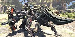 《怪物猎人世界》恐暴龙系列装备展示视频分享