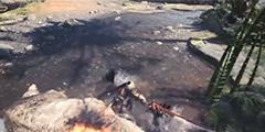 《怪物猎人世界》太刀连招教学视频 太刀怎么连招?
