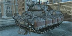 《战场女武神4》全坦克配件效果一览