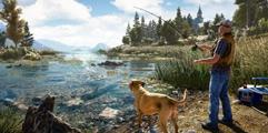 《孤岛惊魂5》高级鱼竿怎么用?高级鱼竿解锁方法及用法介绍