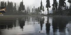 《孤岛惊魂5》茴鱼+鲟鱼+鲈鱼钓鱼点介绍 鲟鱼在哪里钓?