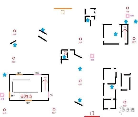 第五人格军工厂地图怎么玩 军工厂地图玩法攻略_游侠网