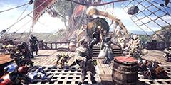《怪物猎人世界》斗技大会双角龙高评价打法视频教学