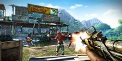 《孤岛惊魂5》和彩虹六号武器枪声及换弹动作对比视频分享