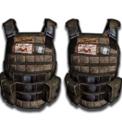 三级军用防弹衣