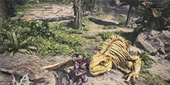 《怪物猎人世界》大剑连招教学视频 大剑怎么连招?