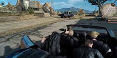 《最终幻想15》车载音乐故障解决办法分享 车载音乐没声音怎么办?