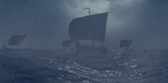 《全面战争传奇:大不列颠王座》维京登陆战试玩演示视频