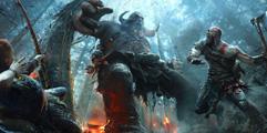 《战神4》洛基boss战完整演示视频 boss战怎么样?