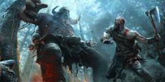 《战神4》角色风格+画面+剧情售前试玩图文评价