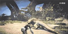 《怪物猎人世界》单手剑操作教程视频介绍 单手剑有哪些操作?
