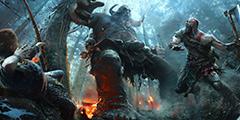 《战神4》PS4和PS4Pro画面对比视频分享 画面差距大不大?