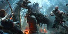 《战神4》画面细节及环境效果分析视频 画面怎么样?