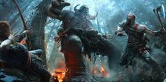 《战神4》视频攻略合集 全流程英文版视频攻略