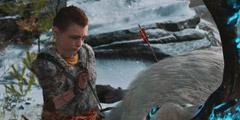 《战神4》娱乐实况解说视频 游戏好不好玩?