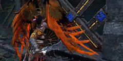 《战神4》速杀女武神卡拉思路讲解视频 女武神卡拉怎么打?