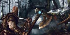 《战神4》扔斧子方法介绍 斧子怎么扔?