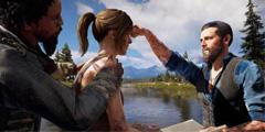 《孤岛惊魂5》你受到了祝福什么意思?受到祝福含义解析