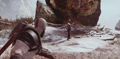 《战神4》越级击杀boss达坞维哈马尔方法视频 达坞维哈马尔打法