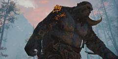 《战神4》最高难度断桥杂兵战无伤演示视频 杂兵怎么打?