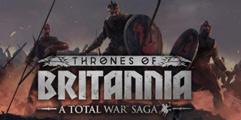 《全面战争传奇:大不列颠王座》英格兰默西亚王国演示视频