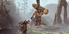 《战神4》雷龙BOSS无伤击杀视频 雷龙怎么无伤?