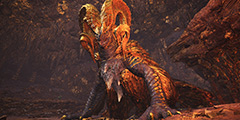 《怪物猎人世界》烂辉龙在哪?烂辉龙任务开启方法分享