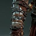 镀金属臂套