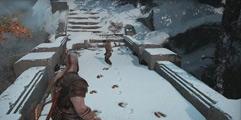 《战神4》混沌双刃最高等级卢恩符文技能效果演示视频