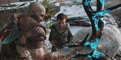 《战神4》女巫洞穴赫尔之风宝箱获取方法视频分享