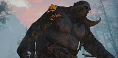 《战神4》荒原浪人怎么打 无伤击杀精嘤怪荒原浪人方法视频