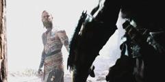 《战神4》陌生人是谁?最高难度无伤暴揍北欧陌生人视频