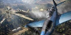 《孤岛惊魂5》空战打约翰小技巧分享 空战有什么技巧?