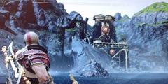 《战神4》世界之光塔上不去怎么办?世界之光最后一个塔上去办法