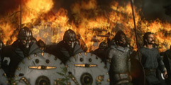 《全面战争传奇:大不列颠王座》通关结局动画合集 通关结局是什么?