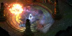 《永恒之柱2:死亡之火》沙漠地区及巨人BOSS战斗演示视频
