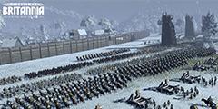《全面战争传奇:大不列颠王座》盾墙实战效果演示 盾墙好用吗?