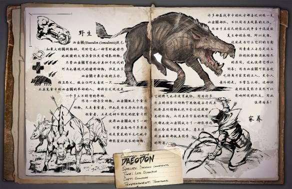 《方舟:生存进化》生物图鉴大全 恐龙图鉴一览