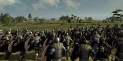 《全面战争传奇:大不列颠王座》米德派系兵种介绍视频 米德兵种怎么样?