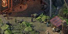 《永恒之柱2:死亡之火》水塑者公会地下石门开门方法 水塑者公会石门怎么开?