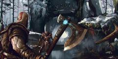 《战神4》克瓦希尔护身符版女武神无伤打法视频攻略合集
