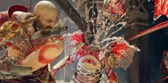 《战神4》战神难度简单击杀强大敌人技巧视频分享