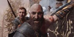 《战神4》1级装备最高难度无伤女武神王希格露恩视频分享