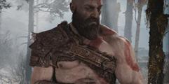 《战神4》拿巨人楔子前全地图分散对话视频合集分享